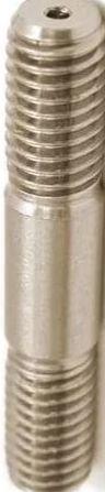 Шпилька М24 ГОСТ 22040-76, ГОСТ 22041-76, DIN 940 с ввинчиваемым концом длиной 2,5d