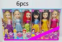 Набір ляльок 958A (6 шт)
