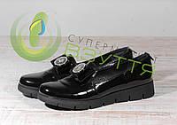 Женские туфли из натуральной лаковой кожи Liliya 25л 36,37 размеры