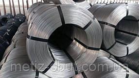 Проволока стальная низкоуглеродистая для армирования железобетонных конструкций  ВР-1 ГОСТ 6727-80