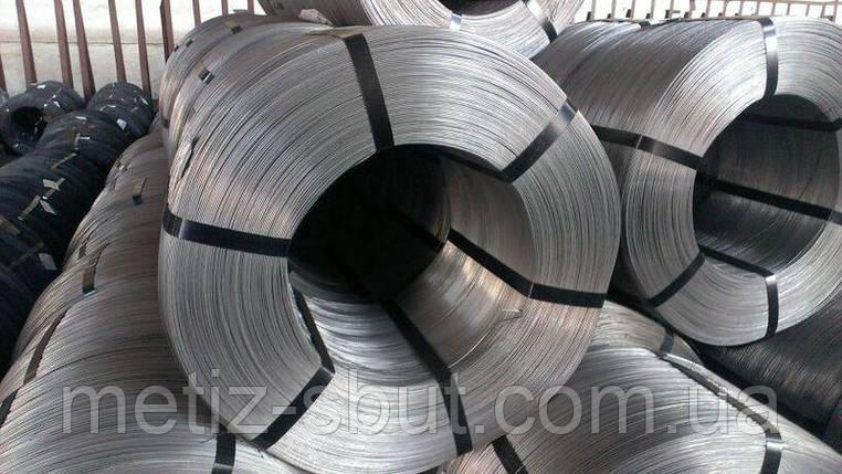 Проволока стальная низкоуглеродистая общего назначения ГОСТ 3282-74, фото 2