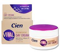 Крем для лица Cien Vital дневной по уходу за зрелой кожей 50 мл