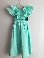 Шикарное платье Zara для девочки. Размеры 122-140.