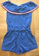 Комбинезон для девочек оптом, Grace, 116/122-140/146 см,  № G80778, фото 1