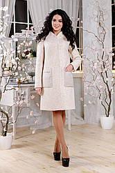 Женское пальто весна осень модное