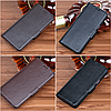 """LG V30 / V30 Plus оригінальний шкіряний чохол книжка НАТУРАЛЬНА ШКІРА ПРЕМІУМ на телефон """"SIGNATURE ONE"""", фото 4"""