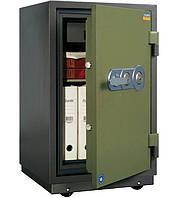 Сейф Valberg FRS-75 KL огнестойкий 750(в)х485(ш)х430(гл)