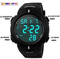 Универсальная инструкция по настройке электронных часов SKMEI на русском языке.