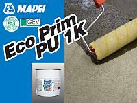 Грунтовка для гидроизоляции и консолидации цементных стяжек Eco Prim PU 1K.10 кг.