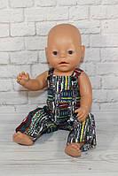 Комбинезон для куклы мальчика Baby Born