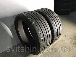 Шины бу лето 255/35R19 Dunlop Sport Maxx пара 6мм