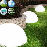 Лампи на сонячних батареях LED 17 см / 3шт.