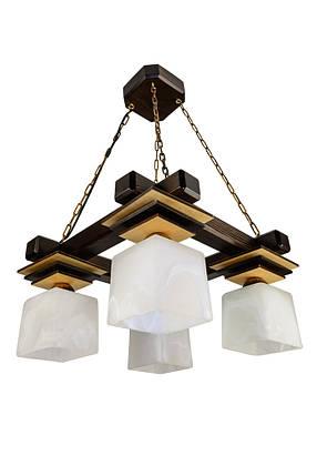 Люстра подвес 2211 Пирамида квадро, фото 2