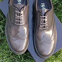 Туфли мужские классические кожаные Итальянского производства