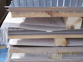 Нержавеющий лист 2,5х1250х2500мм, AISI 430 (12X17), 2В+PI