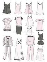 Ночнушки и пижамы