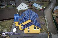 Сонячна електростанція 27.6 кВт с. Березино
