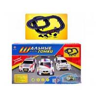 Автотрек гоночный детский от сети Шальные гонки 02989 Metr+