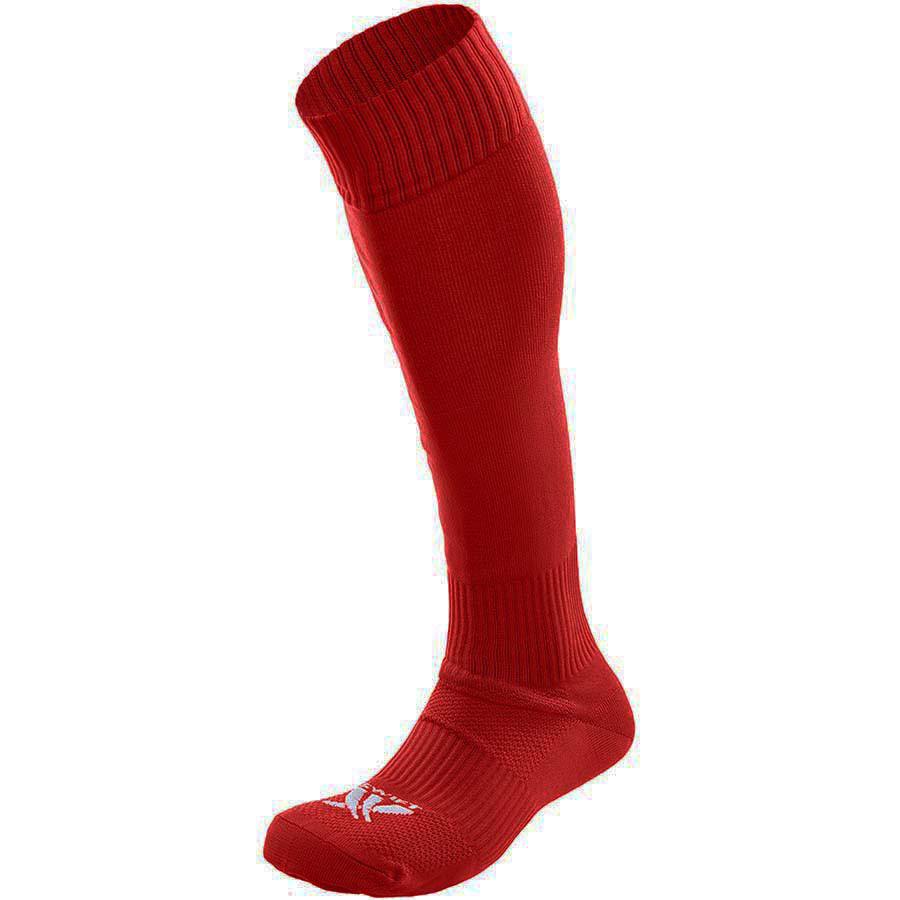 Дитячі футбольні гетри Swift Classic Socks червоні