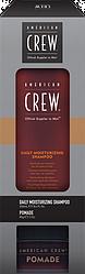 Набор American Crew GET THE LOOK DAILY SHAM + FRM CRM DUO (Шампунь + Forming Cream - 85гр