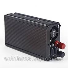 Преобразователь напряжения, инвертор 12-220V UKC AC/DC 1200W SSK, фото 3
