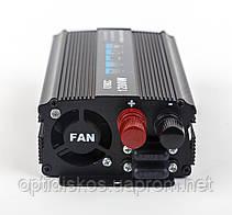Преобразователь напряжения, инвертор 12-220V UKC AC/DC 1200W SSK, фото 2
