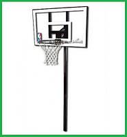 Баскетбольная стойка Spalding 88596CN Silver In-Ground 44