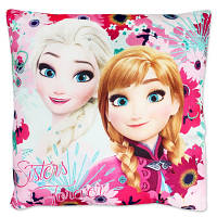 Подушка для девочек оптом,Disney,40*40 см,арт.FR-H-PILLOW-31