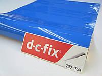 Самоклейка, d-c-fix, 45 cm Пленка самоклеящаяся, глянцевая, темно-голубая