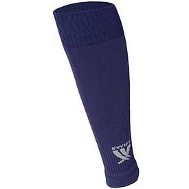 Гетры футбольные Swift без носка темно-синие