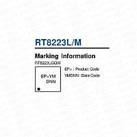 RT8223L (EP=) (WQFN-24L 4x4)