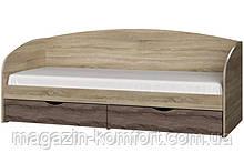 Кровать односпальная Комфорт 80*190