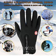 Перчатки Winds stopper XY универсальные термальные с сенсорными пальцами