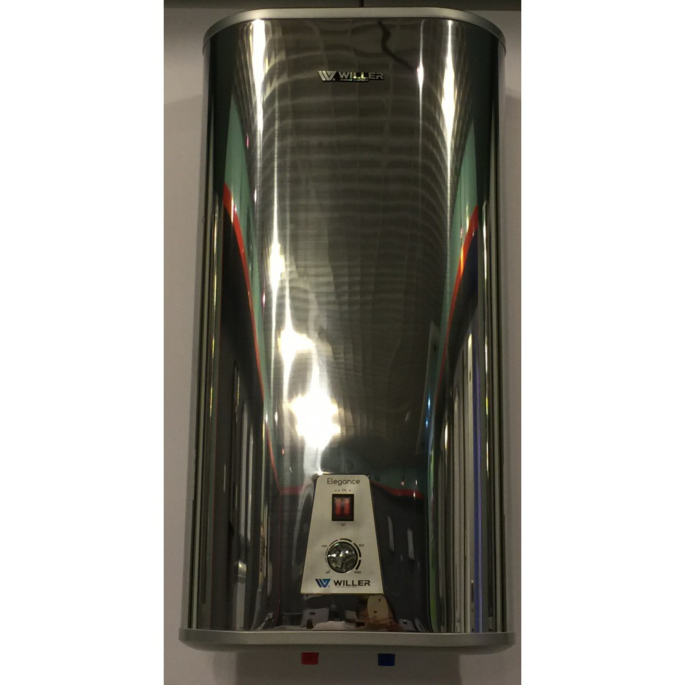 Бойлер Willer IVB80DR metal elegance (зеркальный)