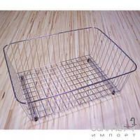 Кухонные мойки Schock Корзина для сушки посуды Schock 629196 нержавеющая сталь