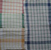 Льняное кухонное полотенце 30х55