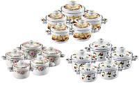 Набор посуды 10 пр. WELLBERG-3011