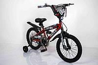 Детский велосипед  NEXX BOY,16 дюймов,Red Splash, фото 1