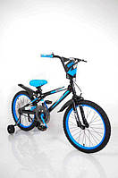 "Детский Велосипед ""NEXX BOY-20"" Черно-Синий, фото 1"