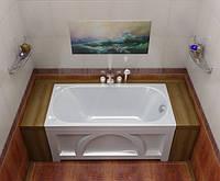Акриловая ванна Triton Лу-Лу, 1300х700х575 мм
