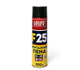Всесезонная монтажная пена. BeLife F25