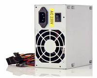 Блок питания Logicpower 400W ATX-400W (3232) Black БЕЗ КАБЕЛЯ ПИТАНИЯ