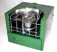 Нагревательный апарат-печь-обогреватель Солярогаз ПО-1.8 квт  бытовой  на жидком топливе (дизель 1800вт)Пенза