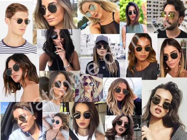 Солнцезащитные очки Ray Ban 3548 Hexagonal Silver обладают такими  характеристиками  b6fb6e845511e