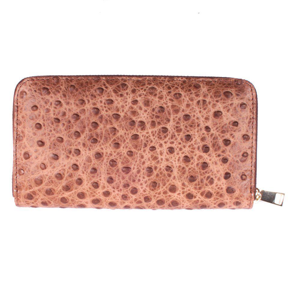 Жіночий гаманець Rich Valenta (ХР49510) зі шкіри, коричневий