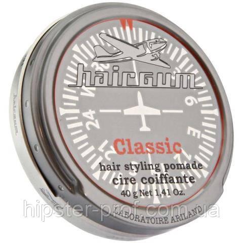 Помада для стайлинга Hairgum Classic Hair Styling Pomade 40 g