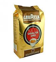 Lavazza Qualita Oro - Итальянский кофе в зернах. Арабика 1 кг.