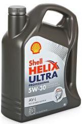 SHELL HELIX ULTRA AV-L 5W-30 1л