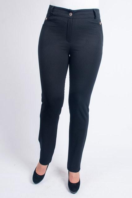 Жіночі брюки середньої посадки