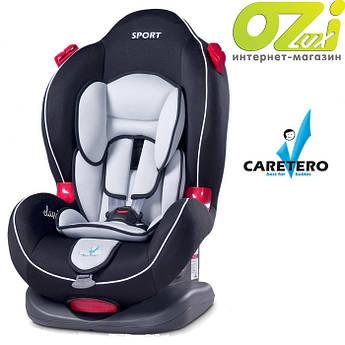 Автокресло Caretero Sport Classic 9-25 кг black